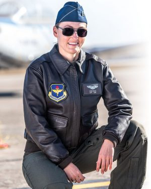 Ilma Vallee Air Force Captain